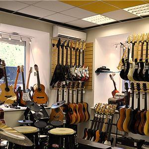 Музыкальные магазины Новолакского
