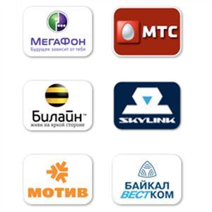 Операторы сотовой связи Новолакского