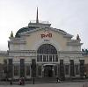 Железнодорожные вокзалы в Новолакском