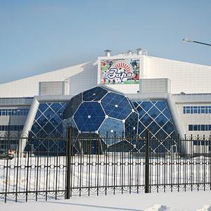 Спортивные комплексы Новолакского