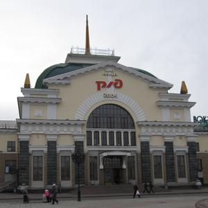Железнодорожные вокзалы Новолакского